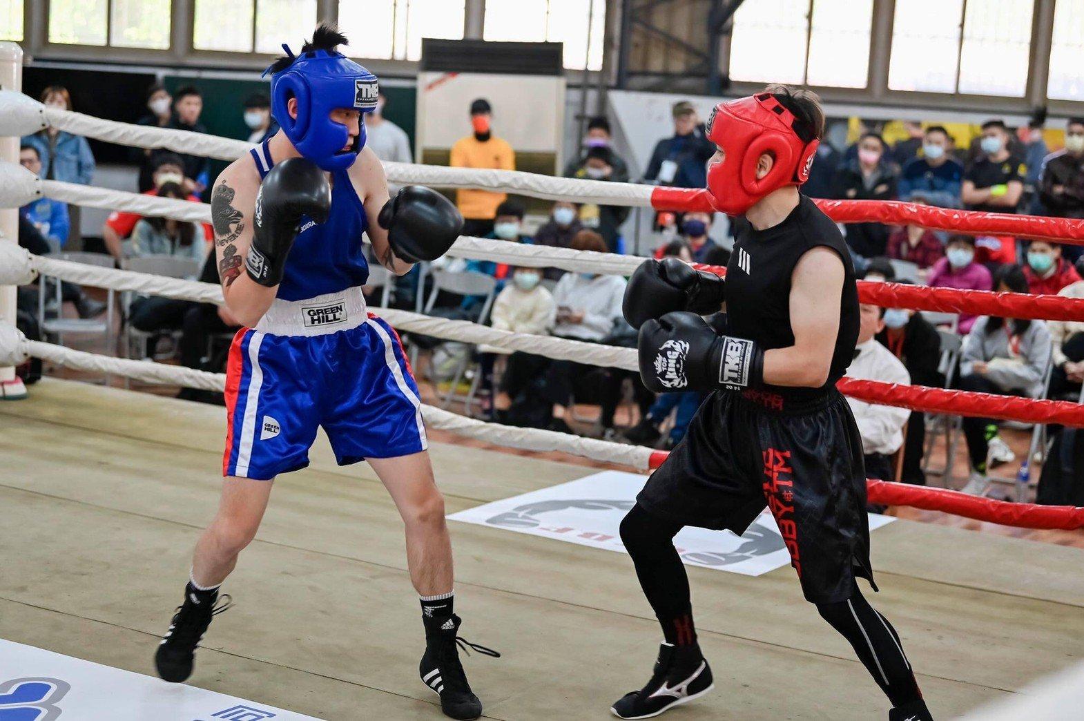 台中拳擊格鬥